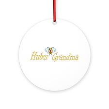 Honey Grandma Ornament (Round)
