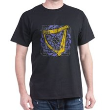 Irish Harp T-Shirt