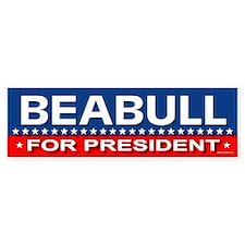 BEABULL Bumper Bumper Sticker