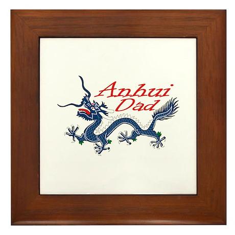 Anhui Dad Framed Tile
