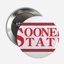 """Oklahoma The Sooner State 2.25"""" Button (10 pack)"""