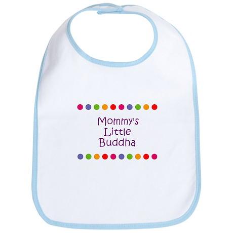 Mommy's Little Buddha Bib