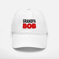 GRANDPA BOB Baseball Baseball Cap