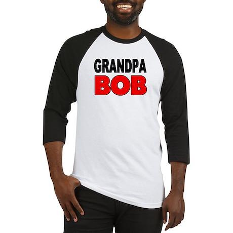 GRANDPA BOB Baseball Jersey