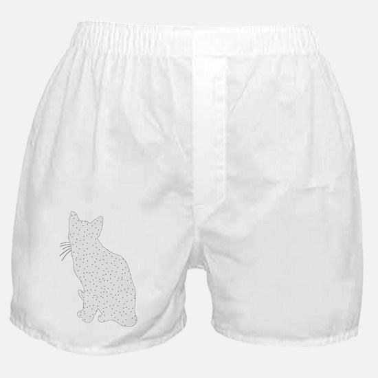 Cat themed Boxer Shorts