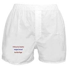 Anthony - Grandma Wrapped Aro Boxer Shorts