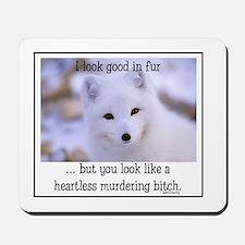 Heartless Mousepad