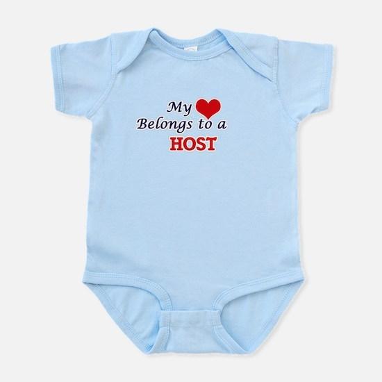 My heart belongs to a Host Body Suit
