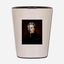 Unique Us president Shot Glass