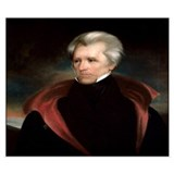 Andrew jackson Wrapped Canvas Art