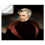 Andrew jackson Wall Decals