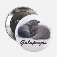 "Sea Lions 2.25"" Button"