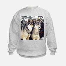 Wolf T Shirts Sweatshirt