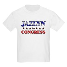 JAZLYN for congress T-Shirt