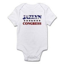JAZLYN for congress Infant Bodysuit