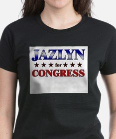 JAZLYN for congress Tee
