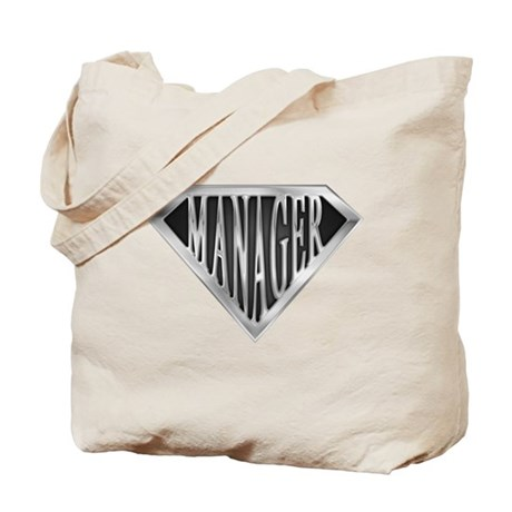 SuperManager(metal) Tote Bag