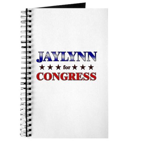 JAYLYNN for congress Journal