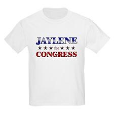 JAYLENE for congress T-Shirt