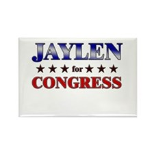 JAYLEN for congress Rectangle Magnet