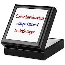 Connor - Grandma Wrapped Arou Keepsake Box