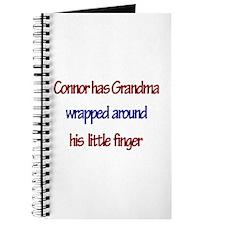 Connor - Grandma Wrapped Arou Journal