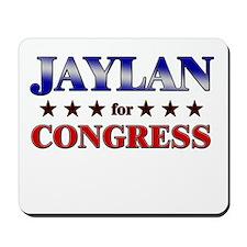 JAYLAN for congress Mousepad