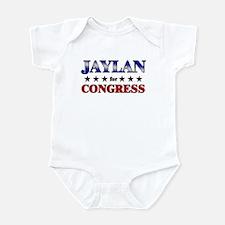 JAYLAN for congress Infant Bodysuit