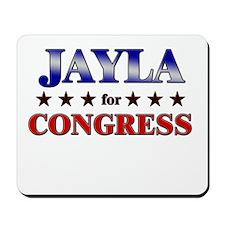 JAYLA for congress Mousepad