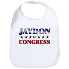 JAYDON for congress Bib