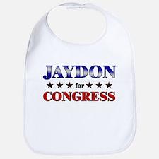 JAYDON for congress Bib