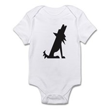 Wolf Infant Bodysuit