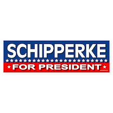SCHIPPERKE Bumper Bumper Sticker