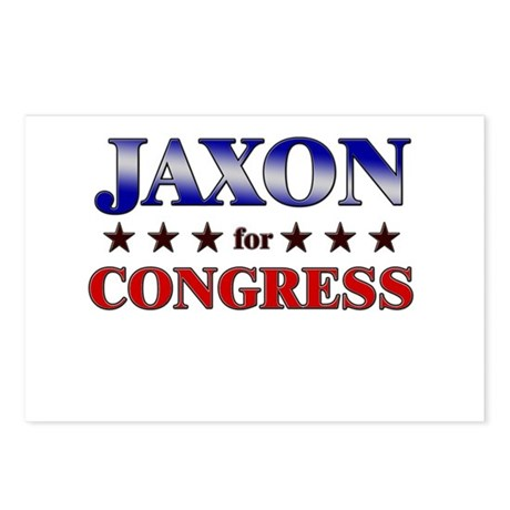 JAXON for congress Postcards (Package of 8)