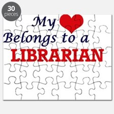 My heart belongs to a Librarian Puzzle