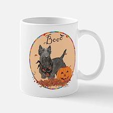 Scottie Dog Halloween Mug