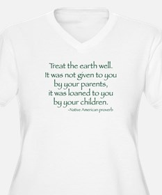 Treat The Earth T-Shirt