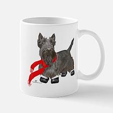 Scottie in Winter Mug