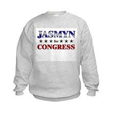 JASMYN for congress Jumpers