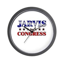 JARVIS for congress Wall Clock