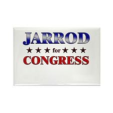 JARROD for congress Rectangle Magnet