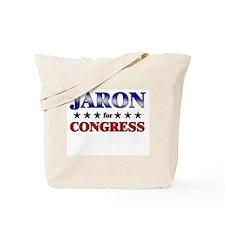 JARON for congress Tote Bag