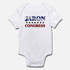 JARON for congress Infant Bodysuit