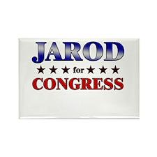JAROD for congress Rectangle Magnet