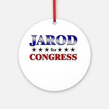 JAROD for congress Ornament (Round)