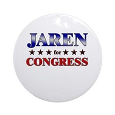 JAREN for congress Ornament (Round)