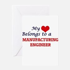 My heart belongs to a Manufacturing Greeting Cards