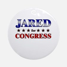 JARED for congress Ornament (Round)