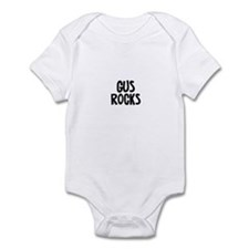 Gus	 Rocks Infant Bodysuit
