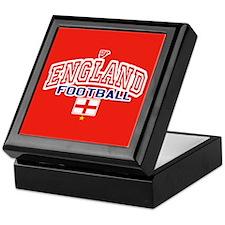England Football/Soccer Keepsake Box